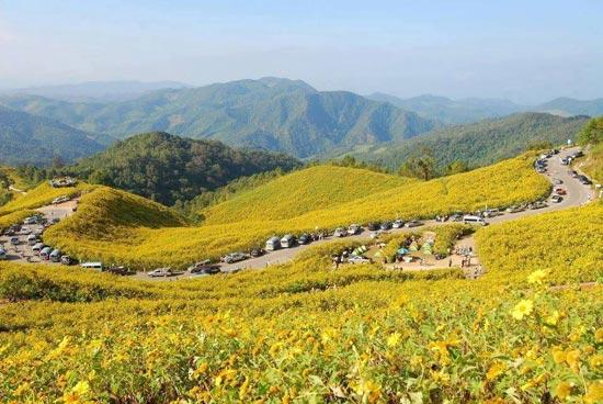 เปิดฤดูกาลท่องเที่ยว หลงรัก แม่ฮ่องสอน หลงรักประเทศไทย