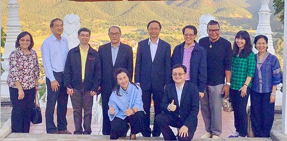 สมาคมประชาสัมพันธ์ไทย ร่วมกับ กระทรวงวิทยาศาสตร์และเทคโนโลยี ถอดบทเรียนและวิสัยทัศน์ การนำไอทีมาพัฒนา .. สร้างคน สร้างงาน สร้างเครือข่าย