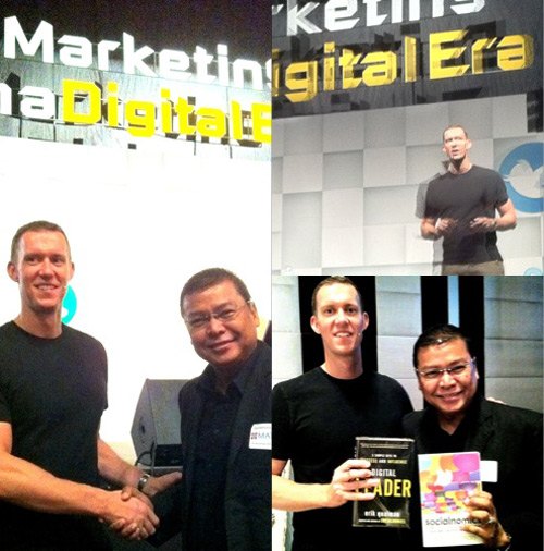 Socialnomics &#038; Digital Leadership <br/> by Erik Qualman กูรูระดับโลกด้าน Digital Media
