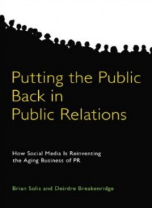 Putting the Public Back in Public Relaions