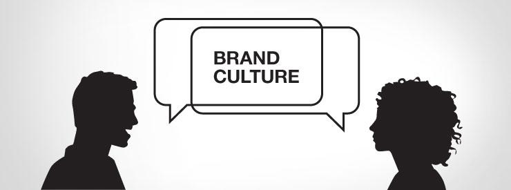 ความสัมพันธ์ของ วัฒนธรรมองค์กร กับ แบรนด์